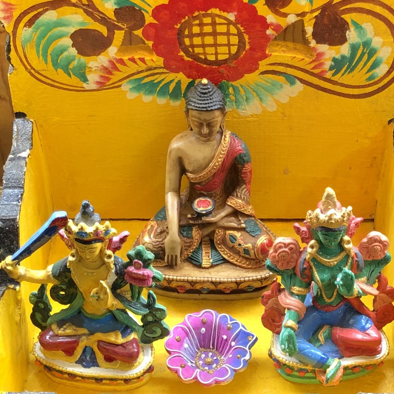 Buddha Resin Statue