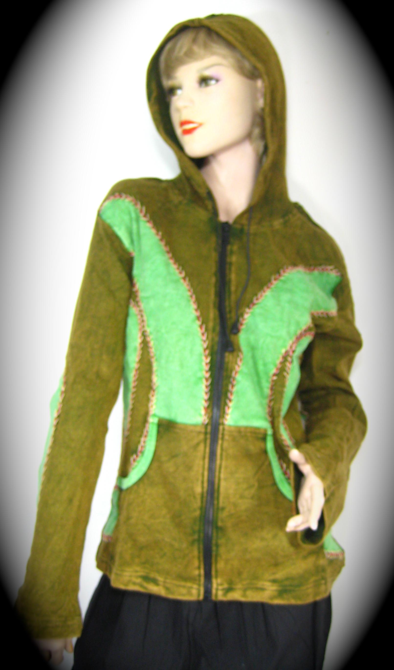 Green Hood y